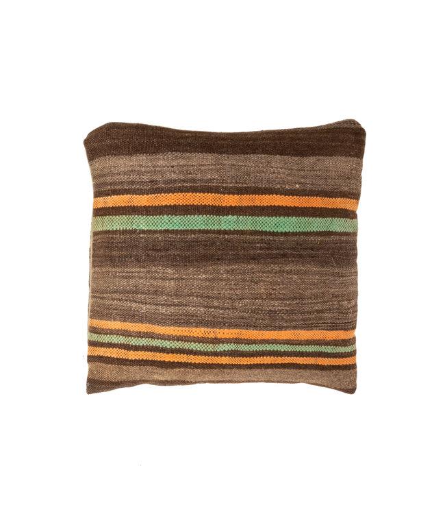 Couleur Locale Kilim cushion #37 - Morocco