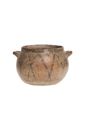 Couleur Locale Berber jar #32