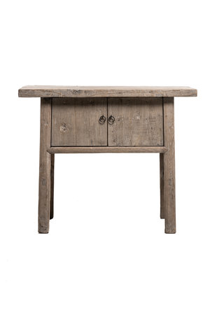 Sidetable with 2 doors #1