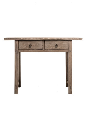 Sidetable with 2 drawers #3