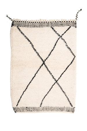 Couleur Locale Beni Ouarain tapijtje #2 - 114x78cm