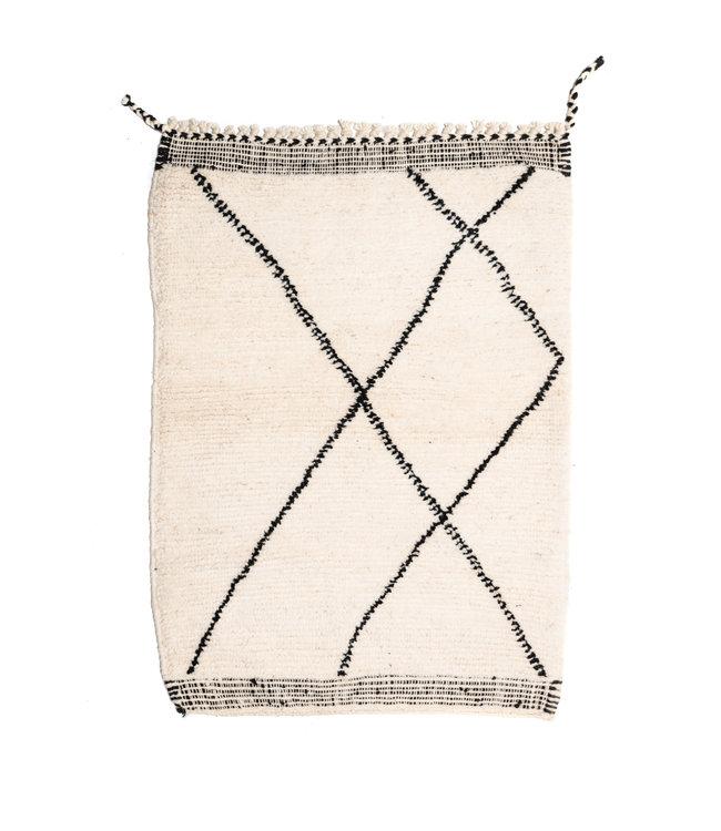 Couleur Locale Beni Ouarain rug #2 - 114x78cm