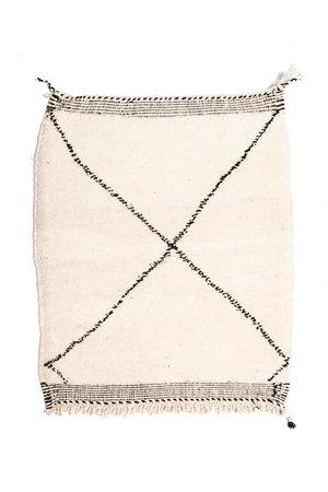Couleur Locale Beni Ouarain tapijtje #3 - 115x88cm