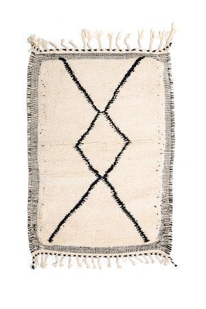 Couleur Locale Beni Ouarain rug #5 - 125x85cm