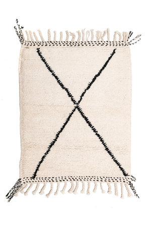 Couleur Locale Beni Ouarain rug #8 -110x80cm