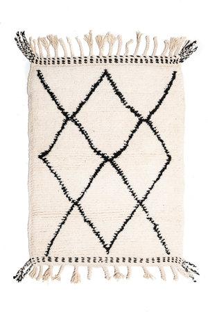 Couleur Locale Beni Ouarain tapijtje #10 - 110x80cm