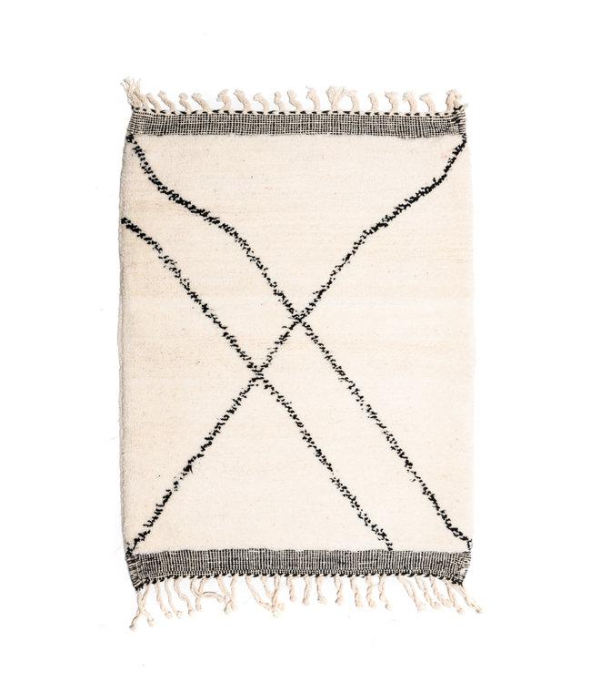 Couleur Locale Beni Ouarain rug #12 - 120x90cm