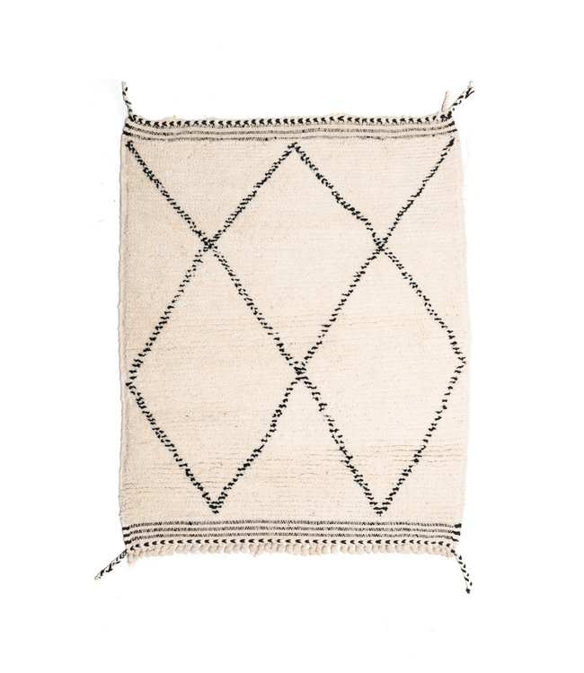 Couleur Locale Beni Ouarain rug #13 - 105x85cm