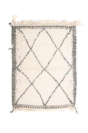 Couleur Locale Beni Ouarain rug #16 - 105x80cm