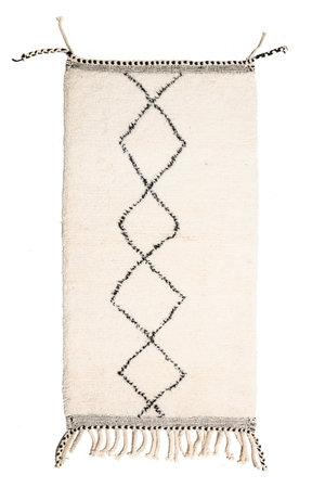 Couleur Locale Beni Ouarain rug #18 - 140x75cm