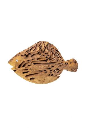Recycled fish Lamu #110