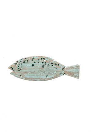 Recycled fish Lamu #112