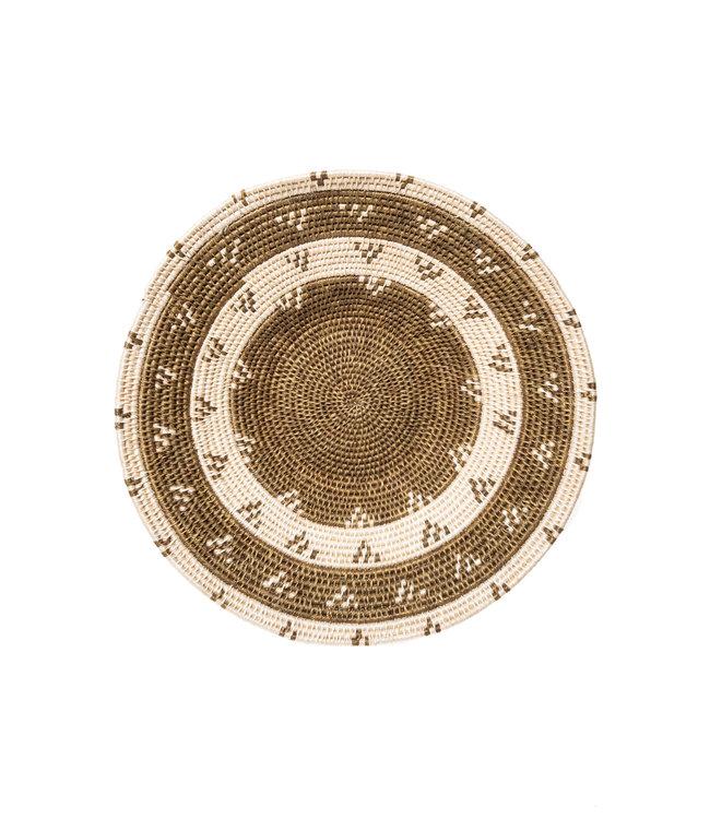 Sisal basket Zienzele  Ø30 cm #501