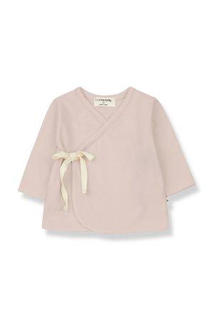 1+inthefamily Babette newborn shirt - nude