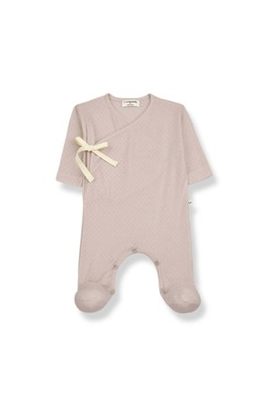 1+inthefamily Sonia jumpsuit - nude