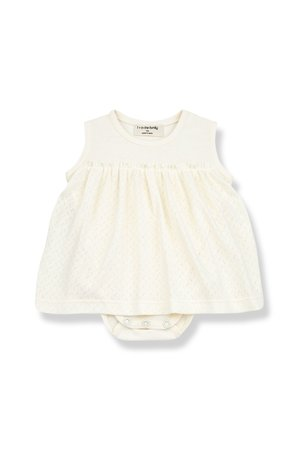 1+inthefamily Sybilla dress - ecru