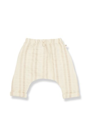 1+inthefamily Pau baggy pants - natural