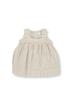 1+inthefamily Rita dress - beige