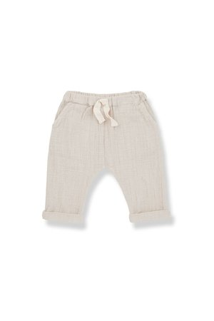 1+inthefamily Hector long pants - beige