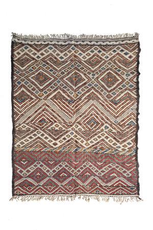Couleur Locale Kilim rug Morocco #13
