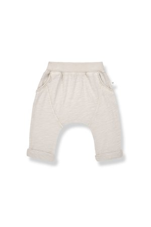 1+inthefamily Tommy baggy pants - stone