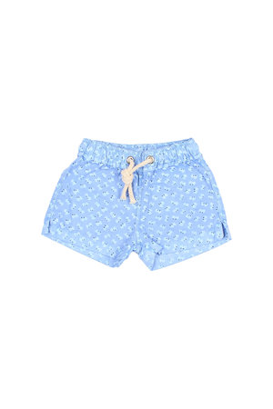 """Buho Baby """"seed"""" swimsuit - blue surf"""