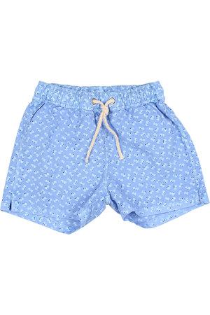 "Buho Kids ""seed"" swimsuit - blue surf"