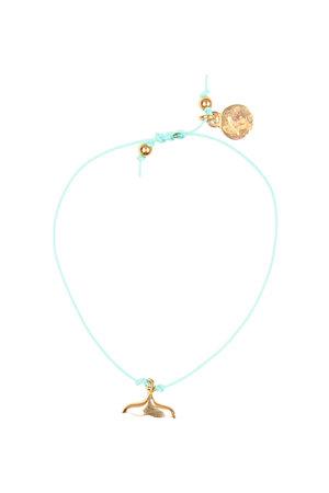Buho Bracelet fin - mint