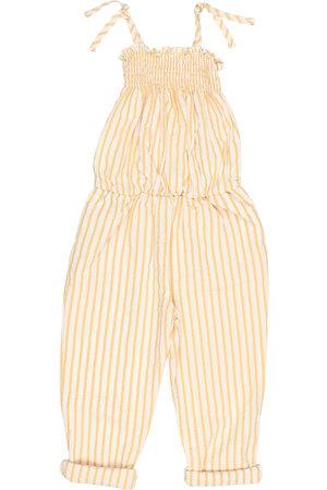 Buho Stripes dungaree - sun