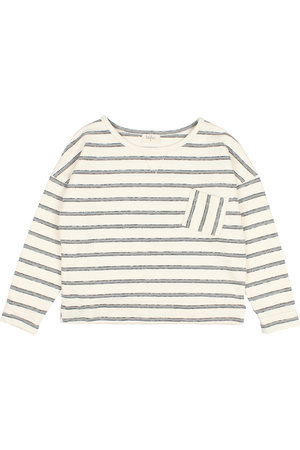 "Buho Kids ""navy stripes"" sweater - cloud"