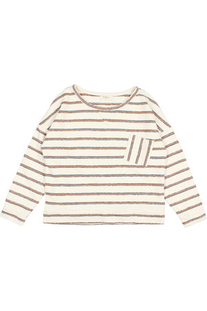 "Buho Kids ""navy stripes"" sweater - cocoa"