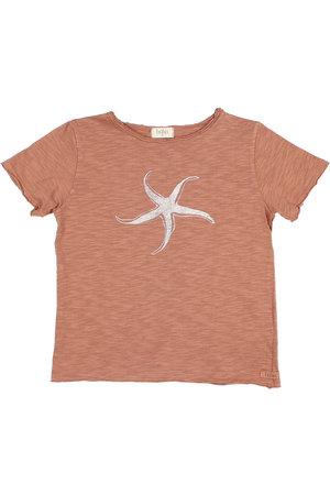 """Buho Kids """"starfish"""" t-shirt - cocoa"""