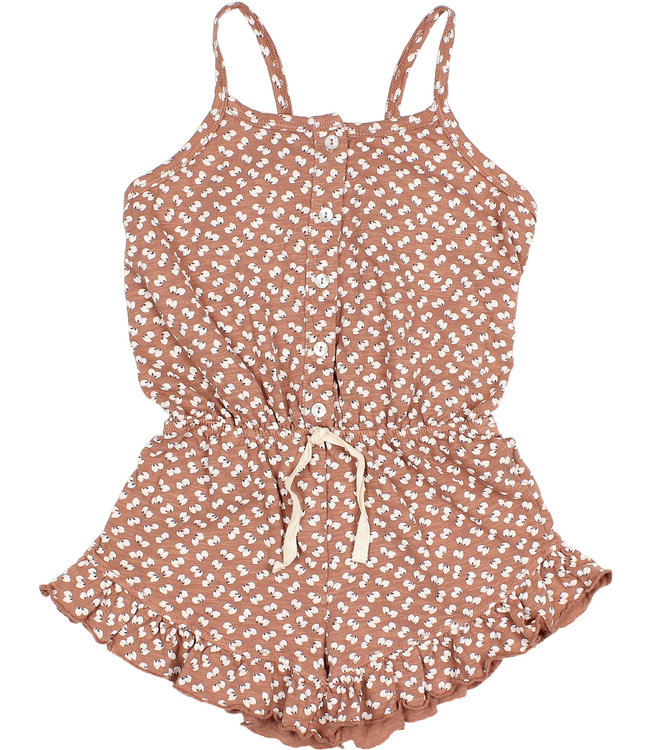 """Buho """"Seed"""" jumpsuit - cocoa"""