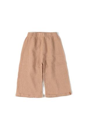 Nixnut Wide pants - nude