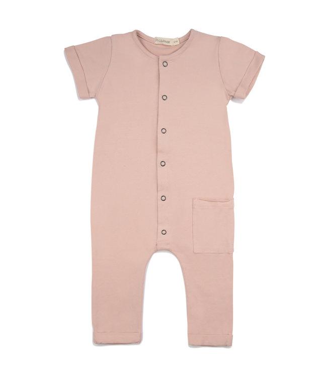 Pocket jumpsuit - blush