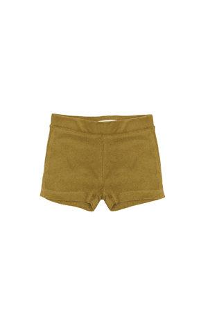 Phil & Phae Frotté shorts - pear