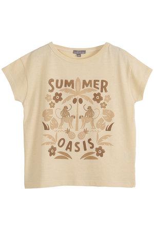 Emile et ida Tee shirt - vanille summer