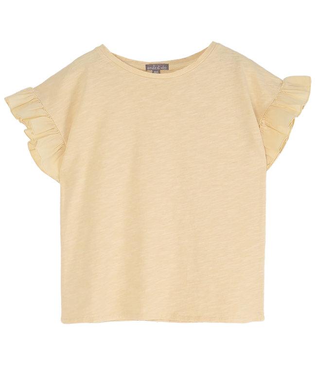 Emile et ida Tee shirt - vanille
