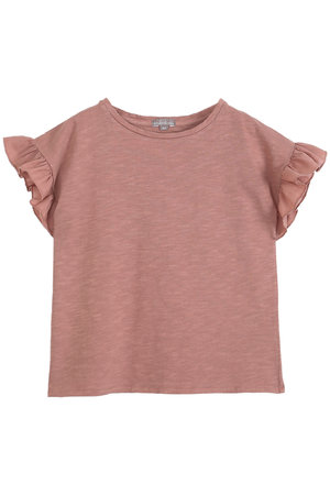 Emile et ida Tee shirt short sleeves - terre