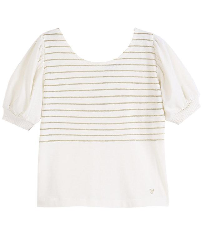 Emile et ida Tee shirt - or