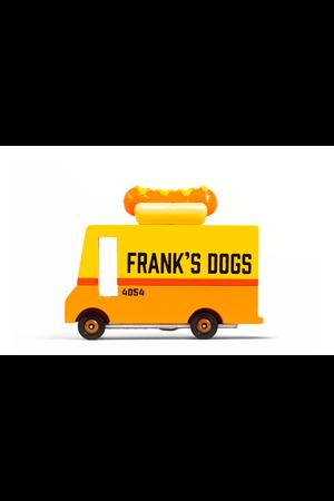 Candylab Candyvan - hot dog van