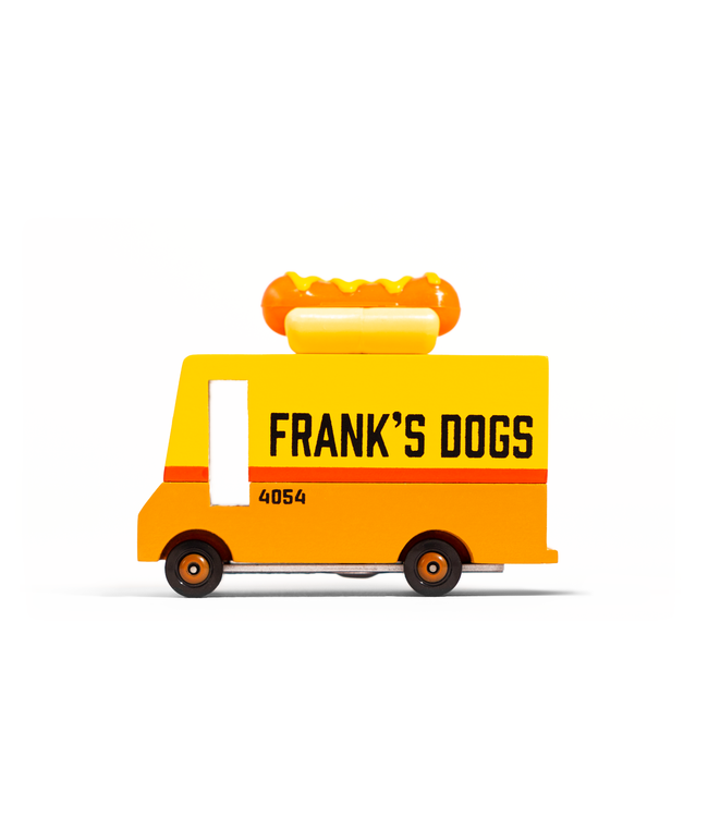 Candylab Candyvan - hot dog van