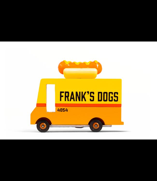 Candyvan - hot dog van