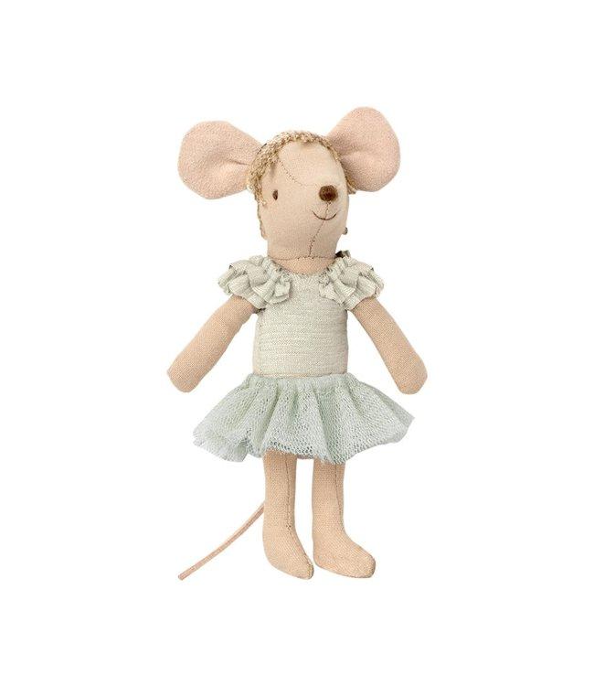 Maileg Dance mouse, big sister - swan lake