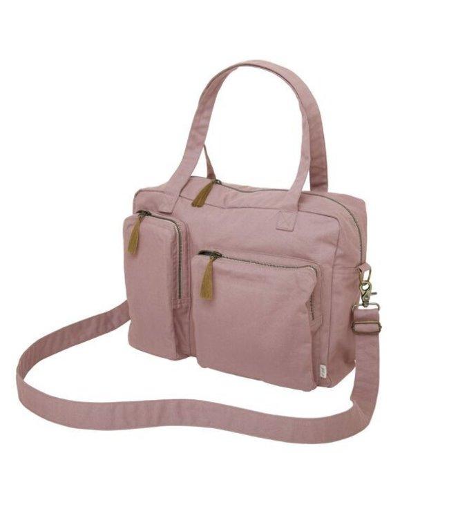 Numero 74 Multi bag - dusty pink
