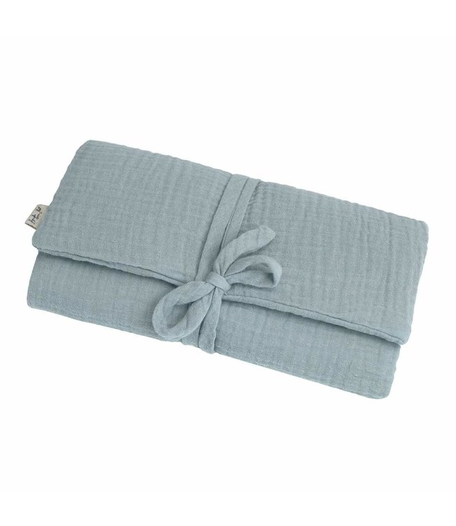 Numero 74 Travel Changing Pad One Size - sweet blue