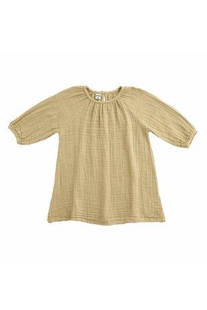 Numero 74 Nina dress - mellow yellow
