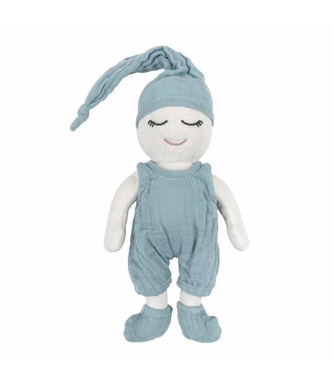 Numero 74 Tom baby doll mini - sweet blue