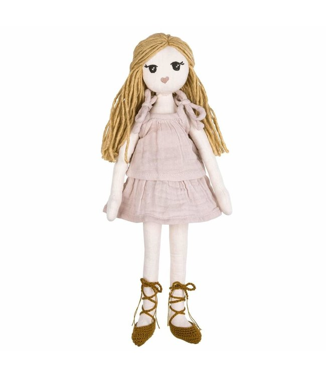Numero 74 Stella girl doll small  - powder