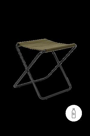 Ferm Living Desert stool - black/olive
